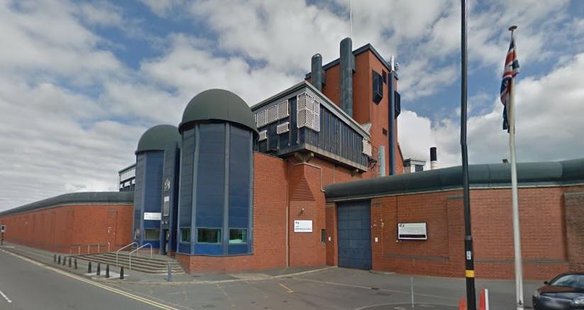 HMP Birmingham prison jail
