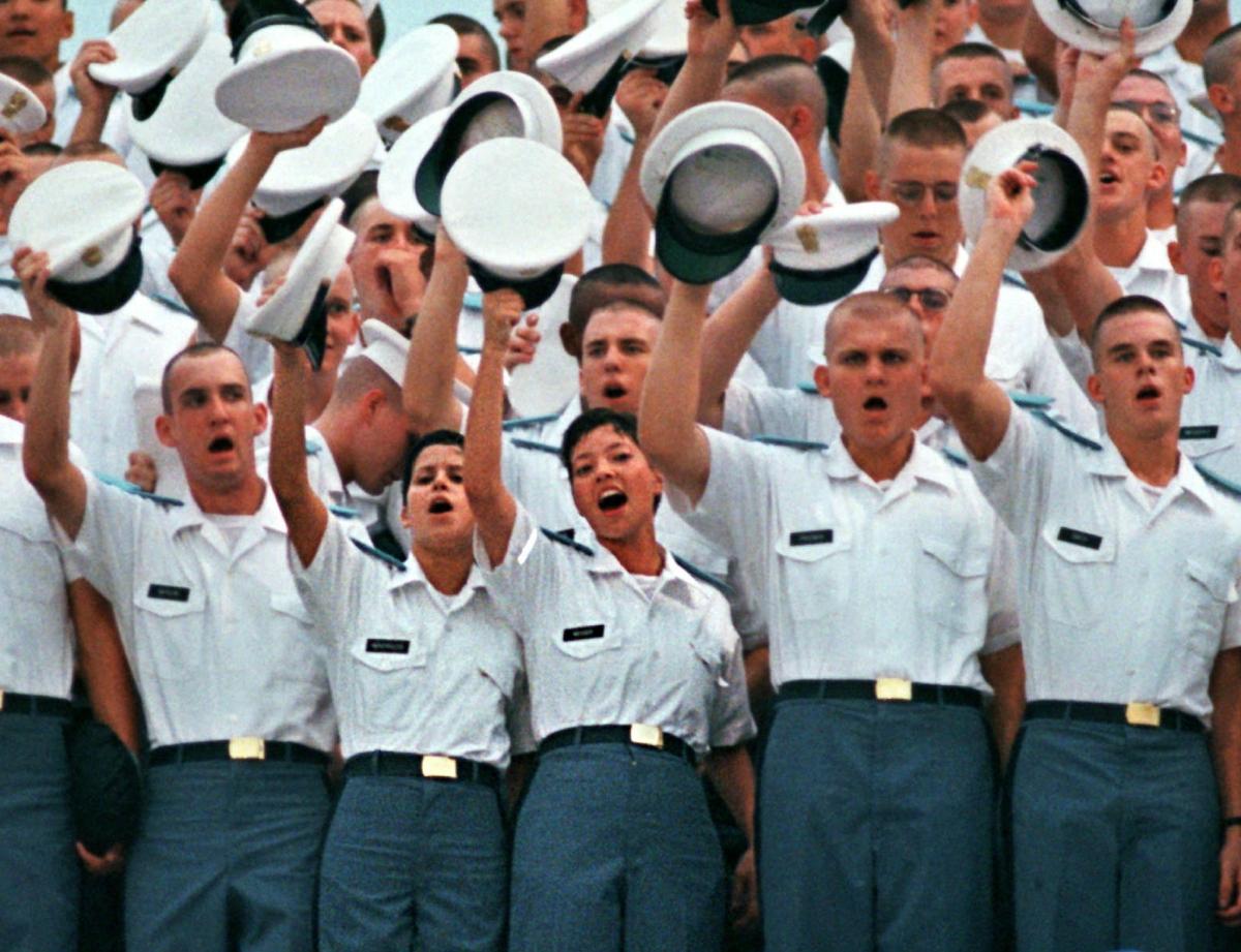 The Citadel cadets