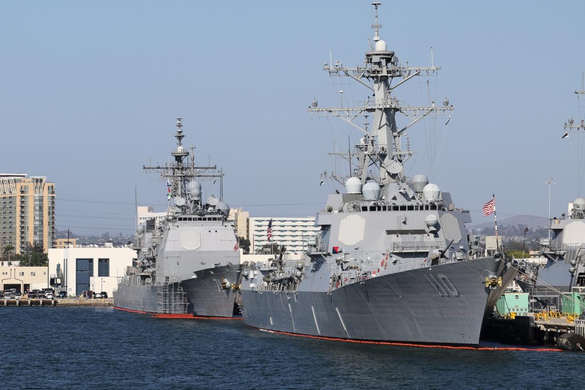 USS William P Lawrence