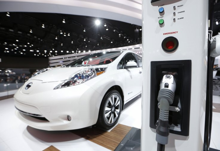 British Nissan Leaf Owners Could Soon Sell Energy Back To The Grid