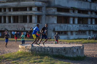 Grande Hotel, Mozambique