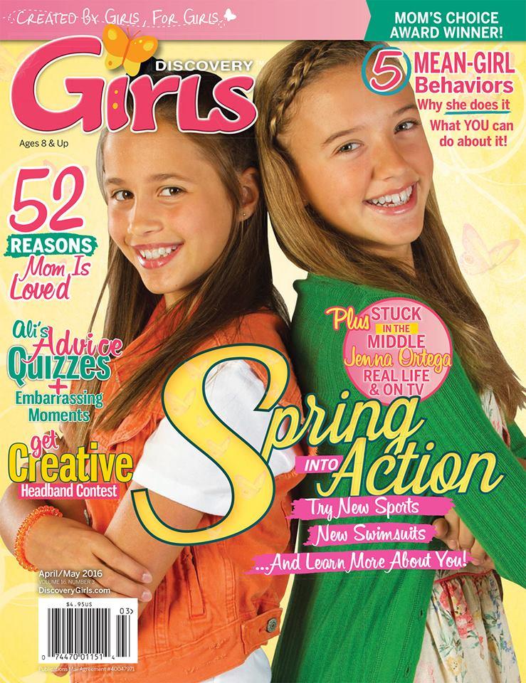 Smash magazine for teenage girls #15