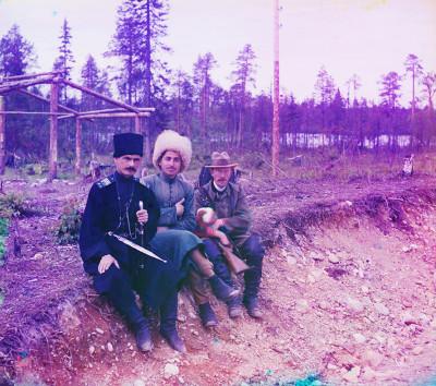 Russia pre-Revolution in colour