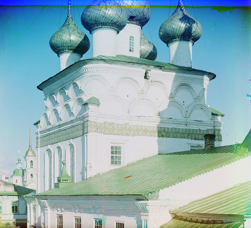 Russia pre-Revolution in colour