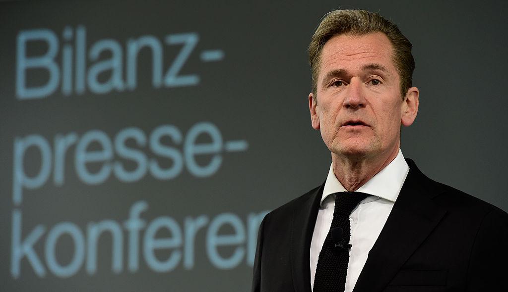 CEO of German media giant Axel Springer Mathias Doepfner