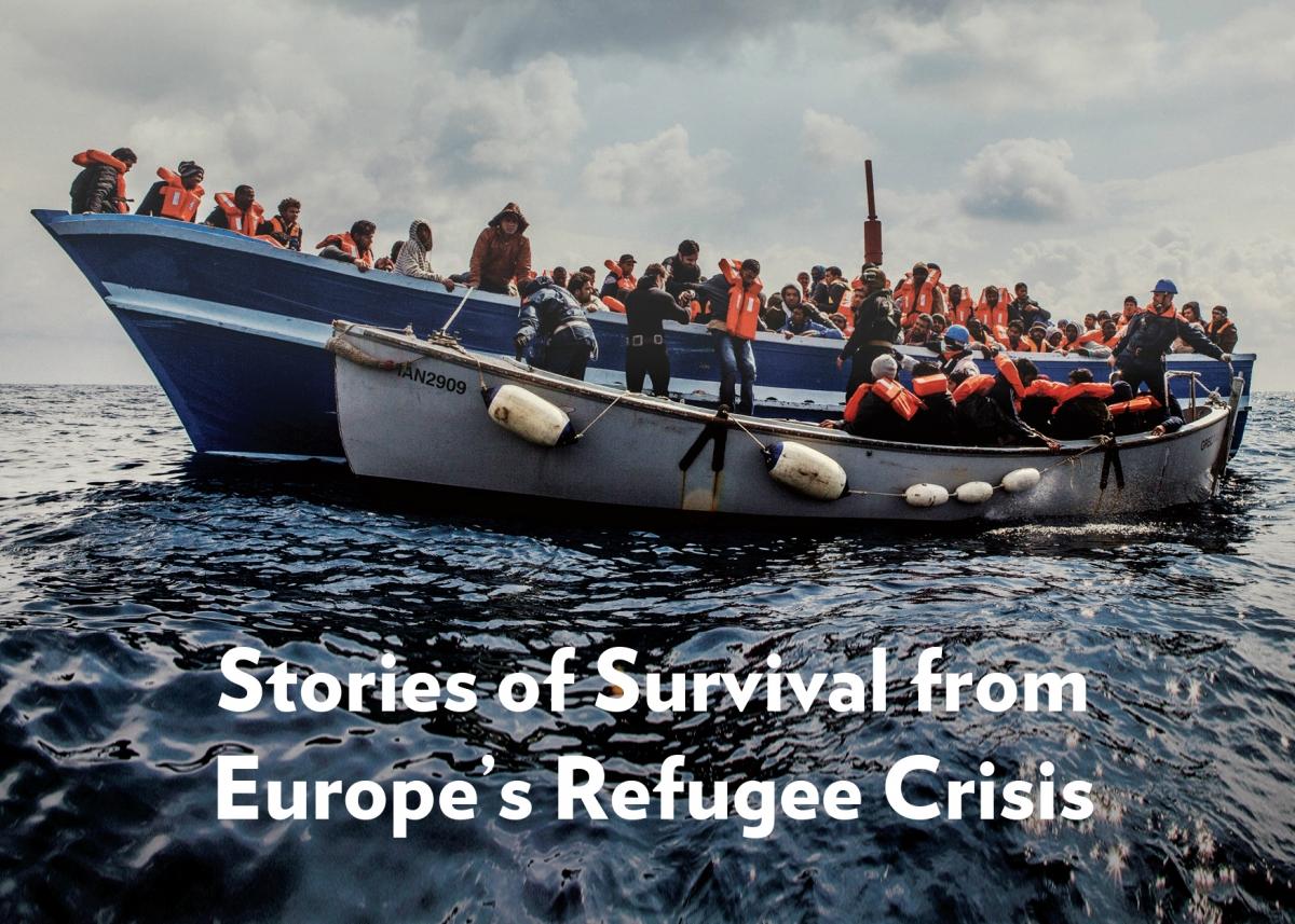 Cast Away, refugee crisis