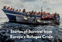 Cast Away, refugee crisis