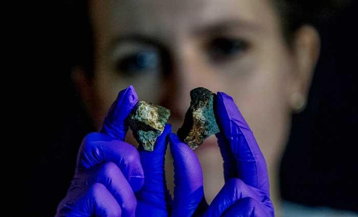 asteroid impact earth meteorite