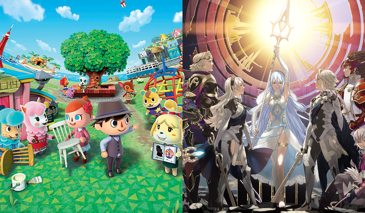 Fire Emblem Animal Crossing Mobile Games