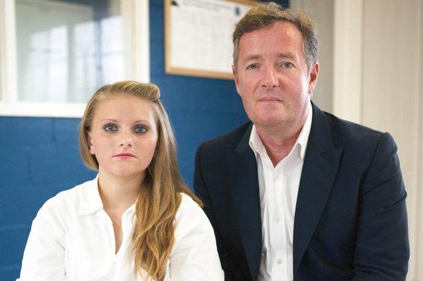 Killer Women With Piers Morgan Angel Faced Murderer Erin