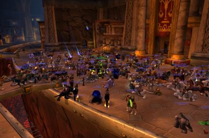 World of Warcraft Nostalrius