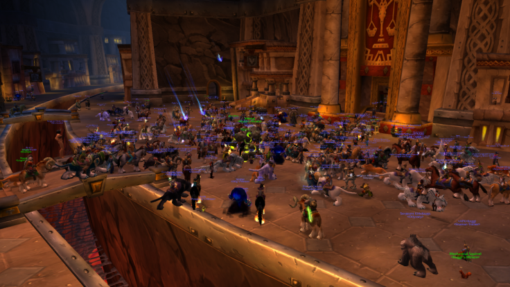 Blizzard to discuss Nostalrius-style WoW legacy servers only after