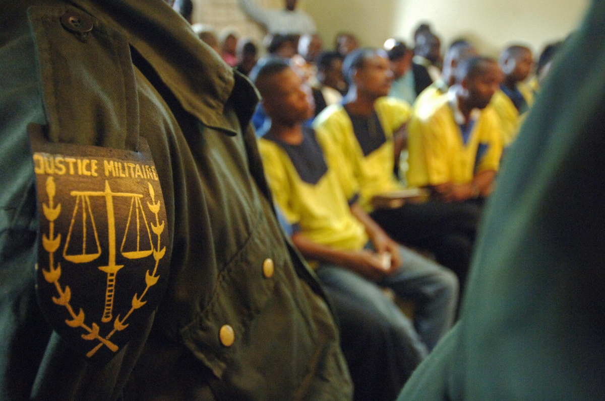 Military court in DRC