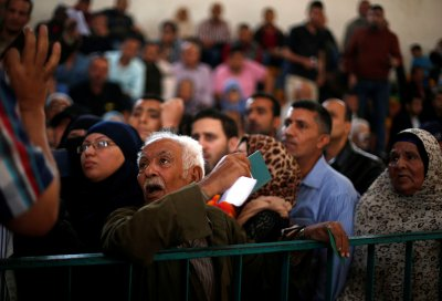 Rafah border