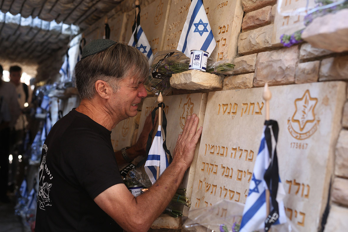 Israel Memorial Day
