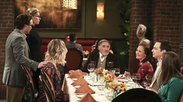 Big Bang Theory season 9 finale