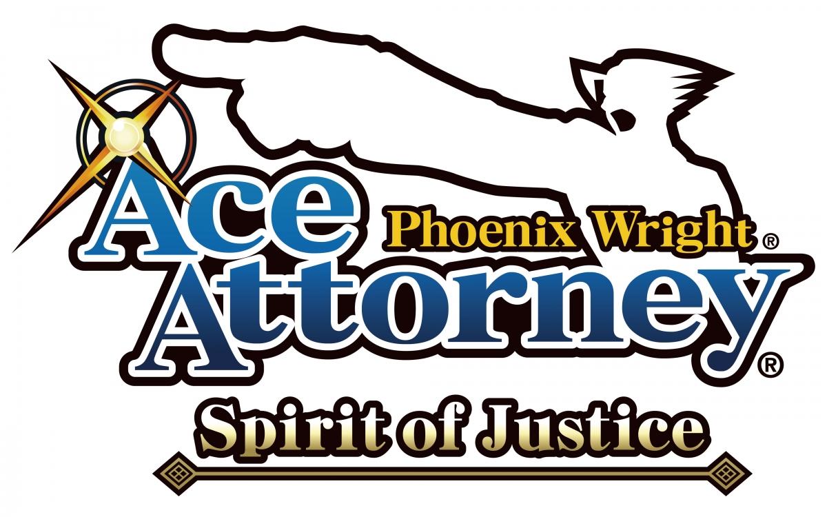 Ace Attorney Spirit of Justice logo
