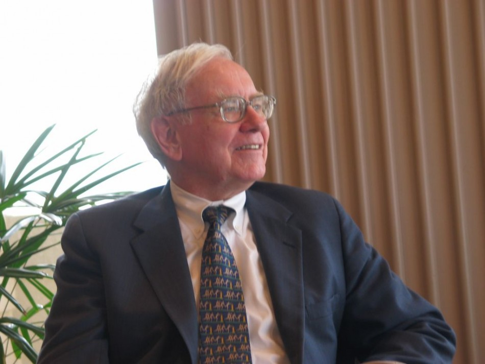 3. Warren Buffett – United States