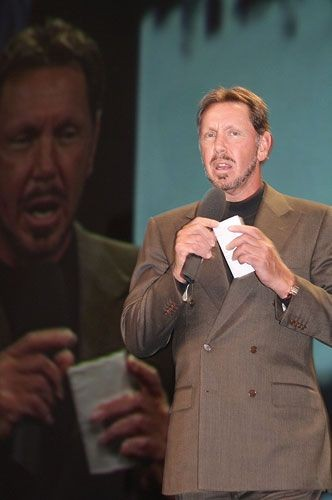 5. Larry Ellison – United States