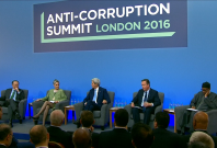 Anti-corruption summit 2016 London