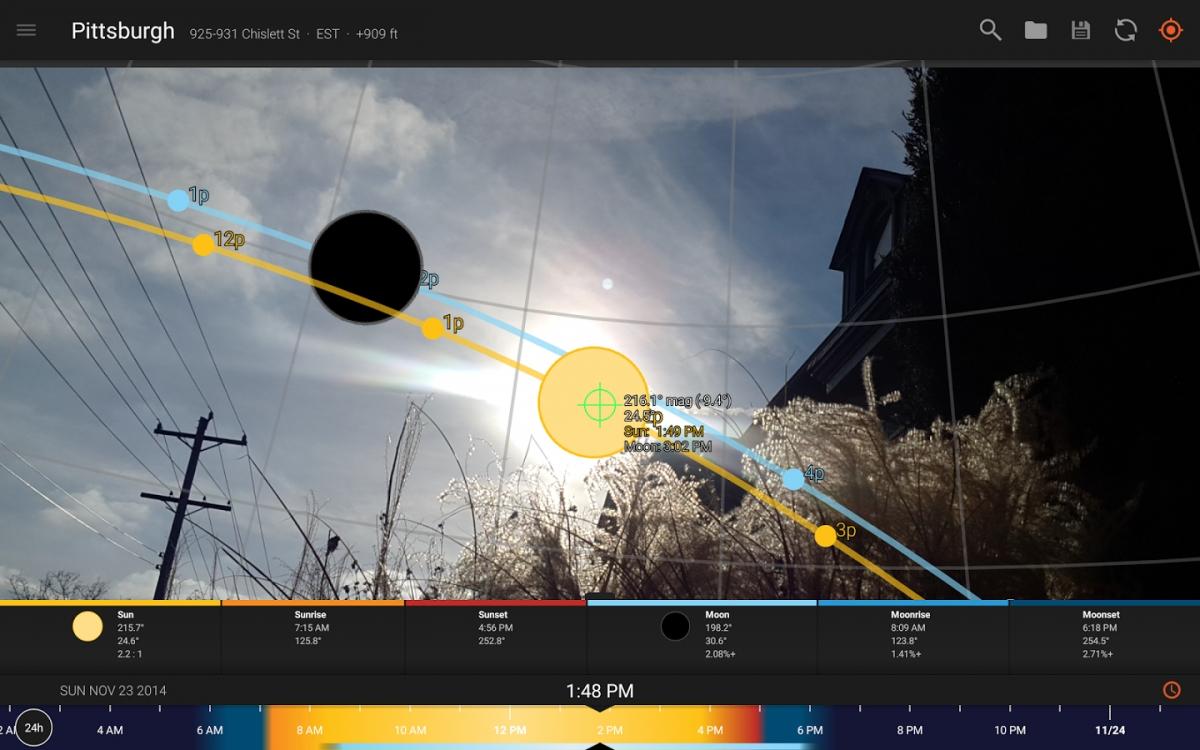 Sun Surveyor