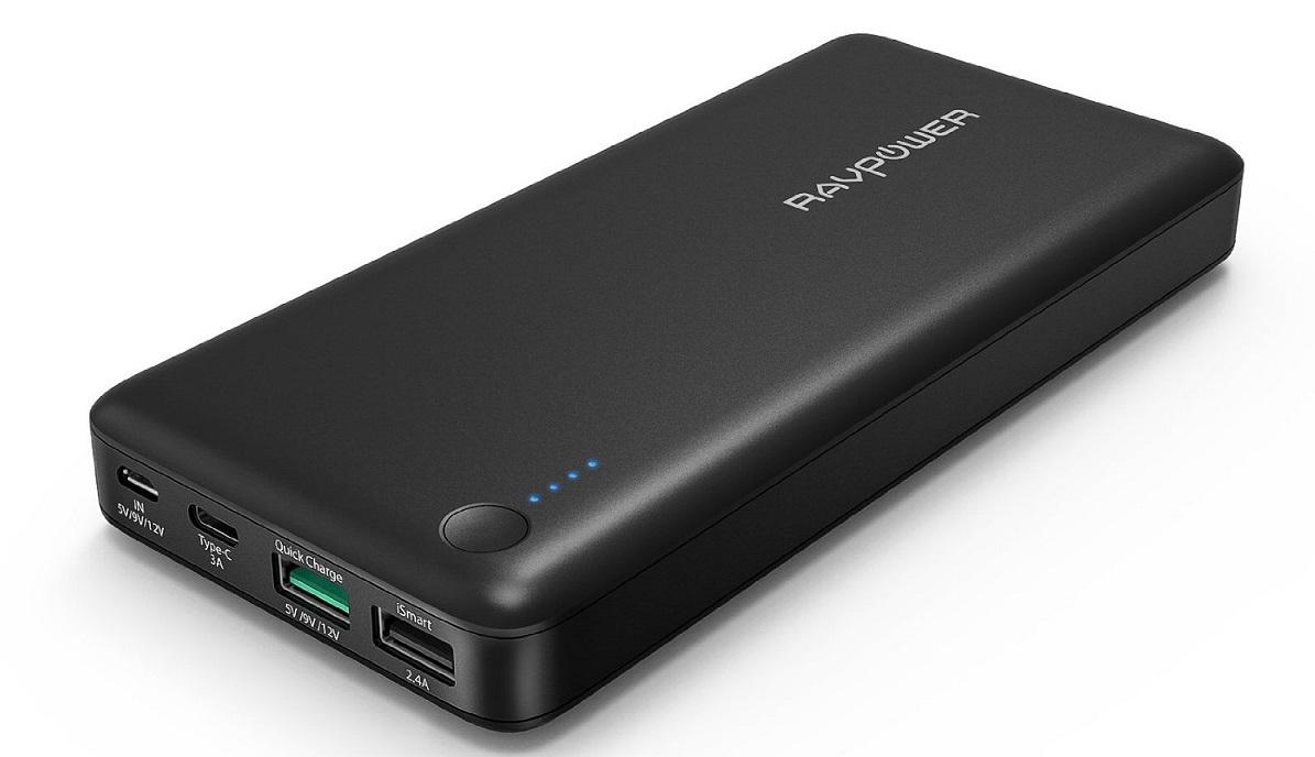RavPower Turbo+ Battery Pack