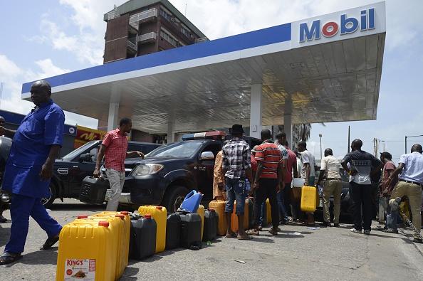 Fuel crisis Nigeria