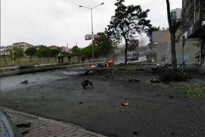 Istanbul car explosion
