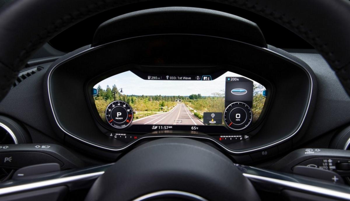 Outdated Car Dashboards Will Soon Look Like Smartphone