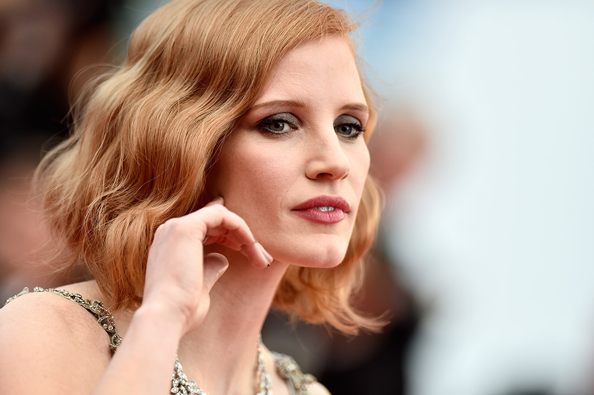 Jessica Chastain Is Totally Into Playing Poison Ivy In 'Gotham City Sirens'