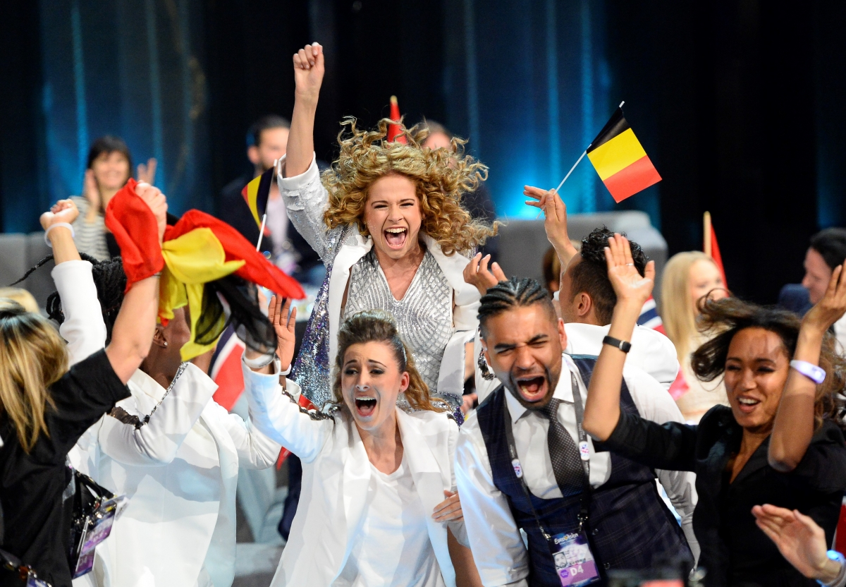Eurovision 2016 cover image