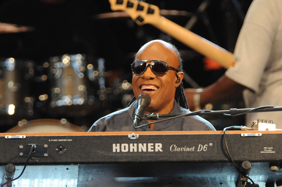 Stevie Wonder tour