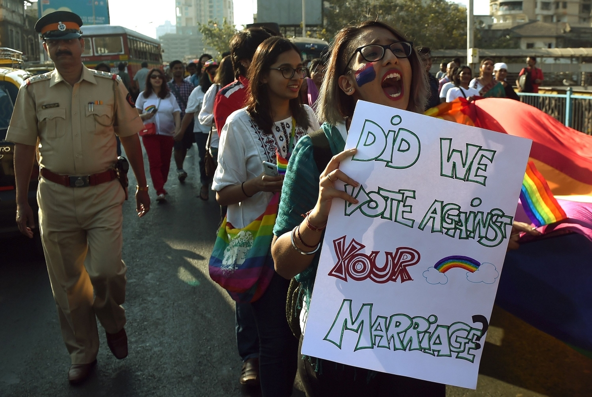 All the latest news about Indian gay sex ruling from