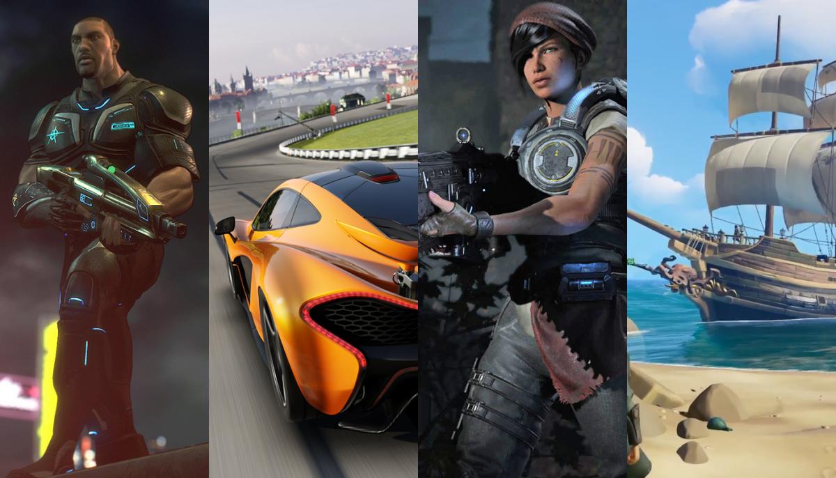 Xbox One Microsoft E3 2016