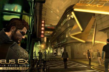 Deus Ex Human Revolution Director\'s Cut