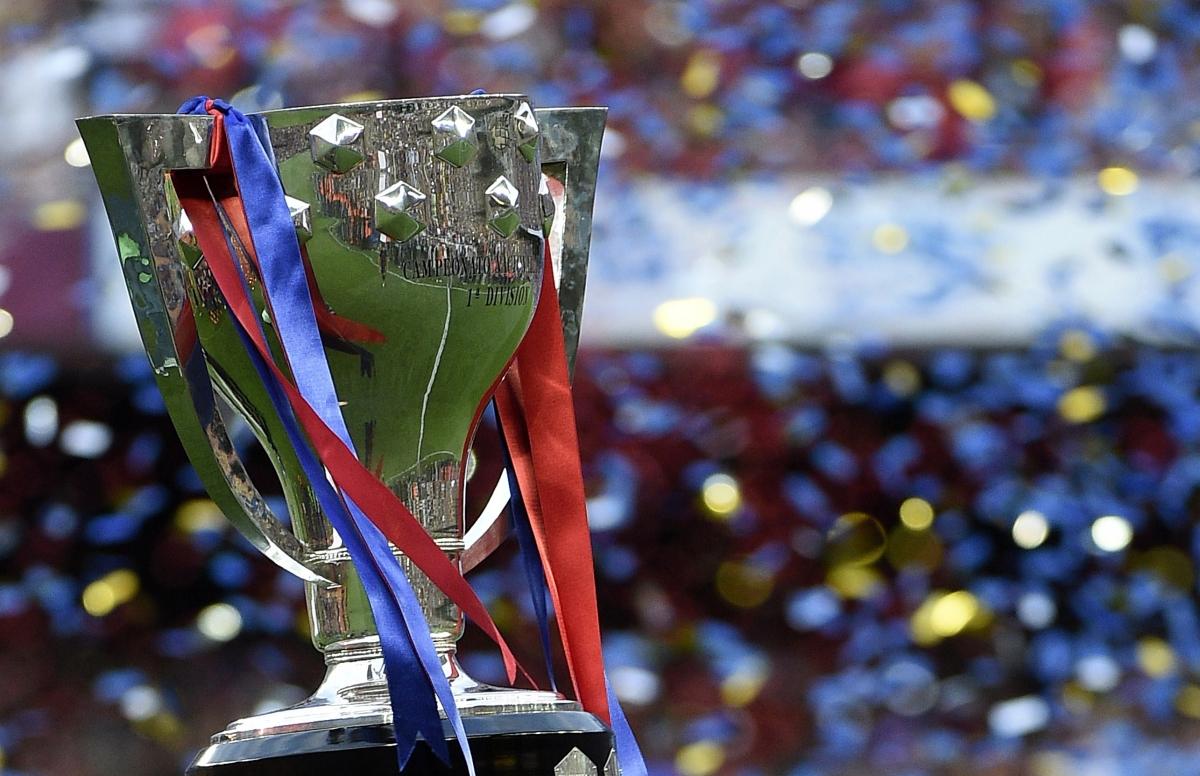 La Liga Tabelle 2021/18