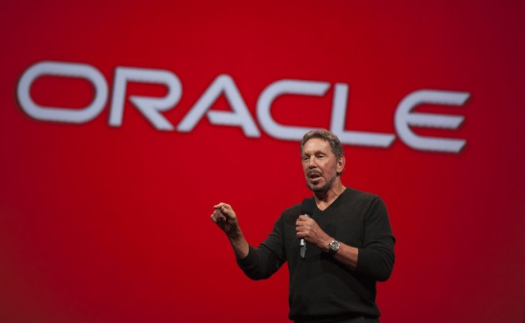 Larry Ellison, Oracle's executive chairman and CTO