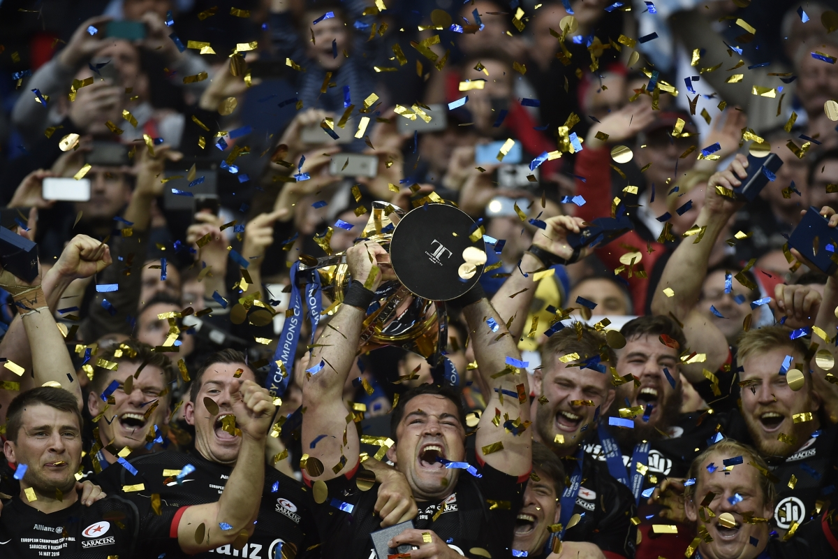 BT Sport Secure Rights To European Champions Cup Coverage
