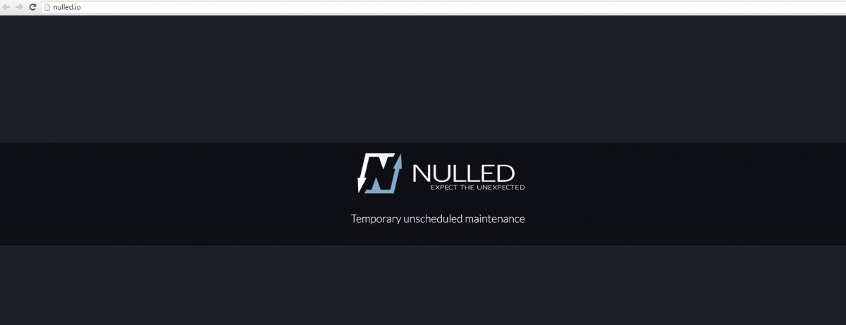 Underground hacking forum Nulled.io pwned by hacker who leaked database online