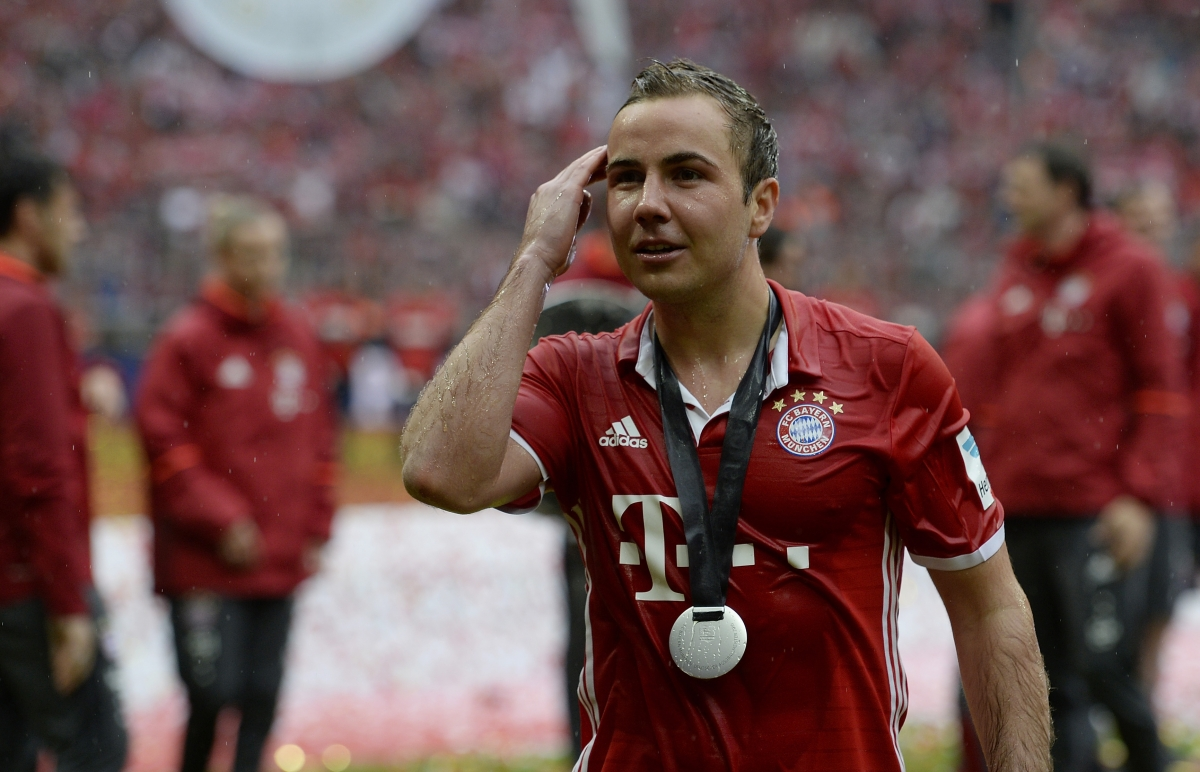 liverpool set to complete 20m deal for bayern munich midfielder mario gotze. Black Bedroom Furniture Sets. Home Design Ideas