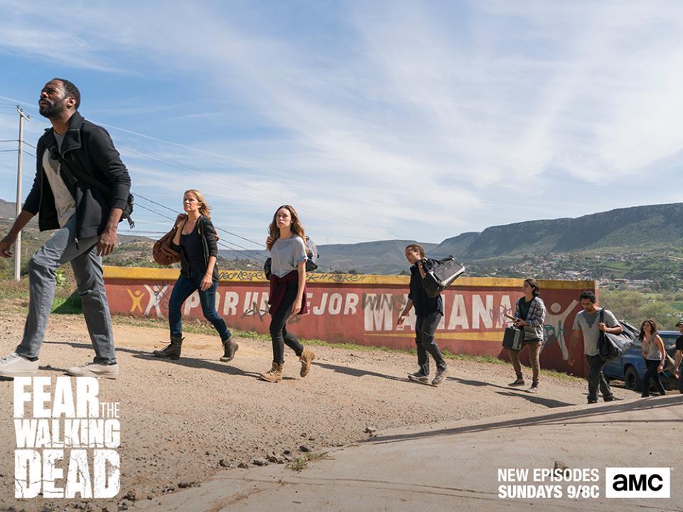Fear the Walking Dead season 2: Leaked episode description reveals Chris' fragile situation