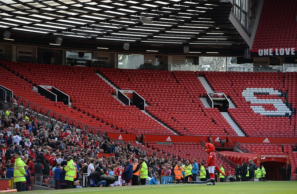 'Training device' forces Old Trafford evacuation as Manchester Utd v Bournemouth match abandoned