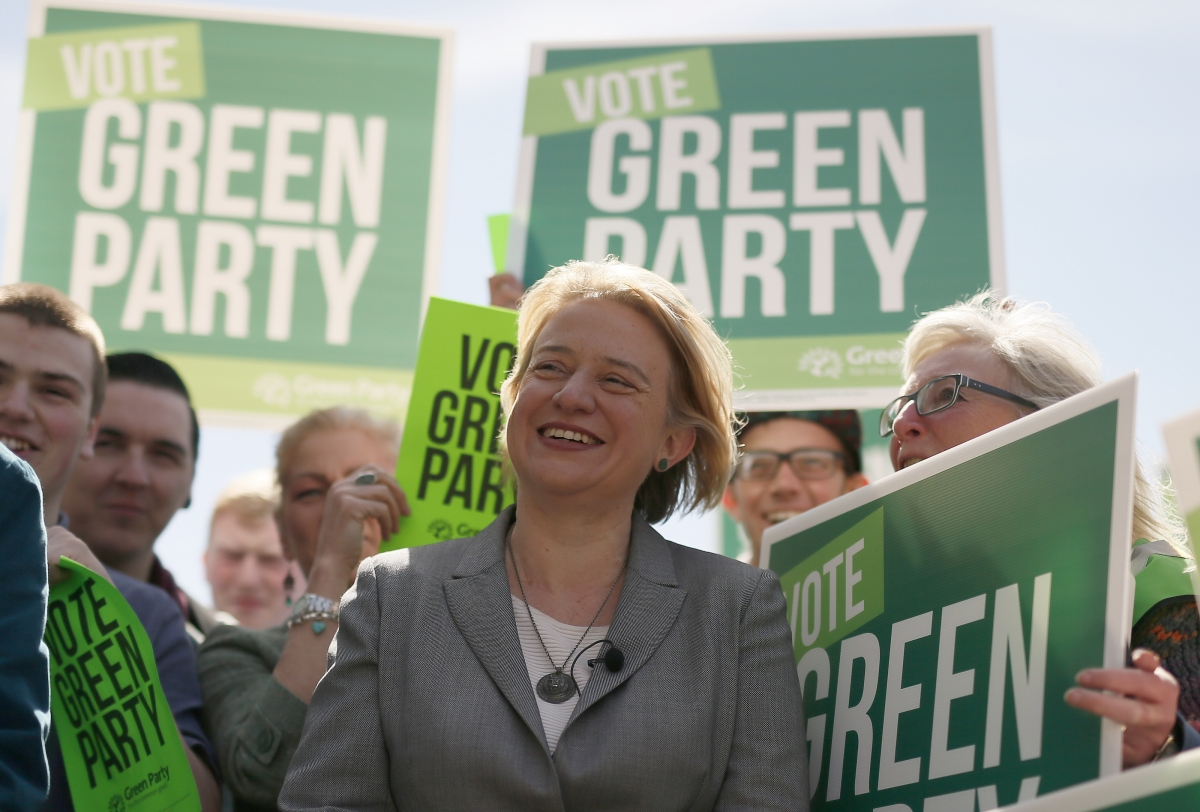 Natalie Bennett to stand down as Green Party leader in August