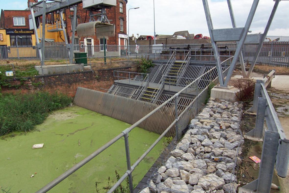 Barmston Drain, Hull
