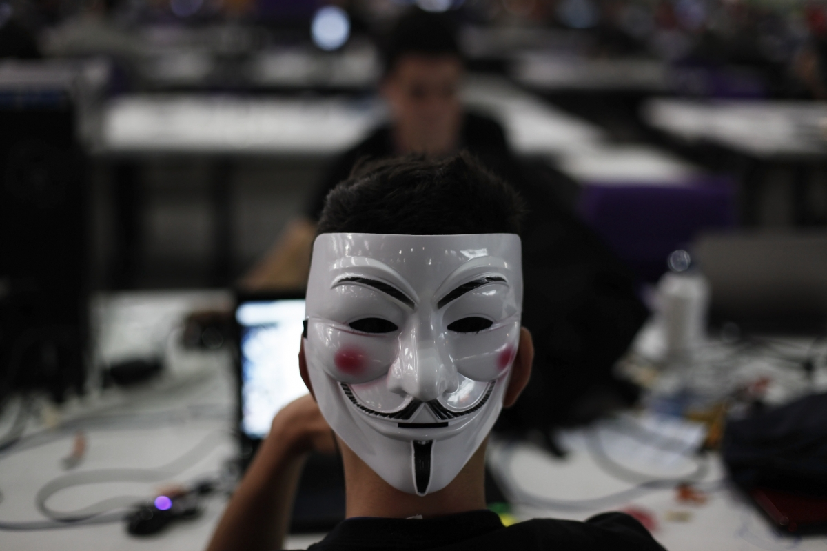 Wannabe Anonymous teen hacker shut down 444 school websites to