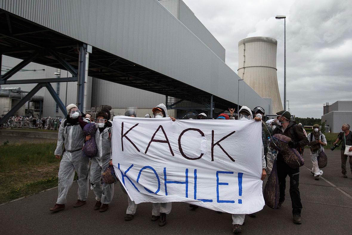 Germany coal mining