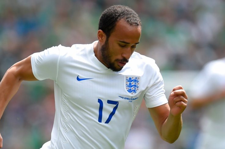 Losing £46,000 in one night of gambling saved footballer Andros Townsend, he claims