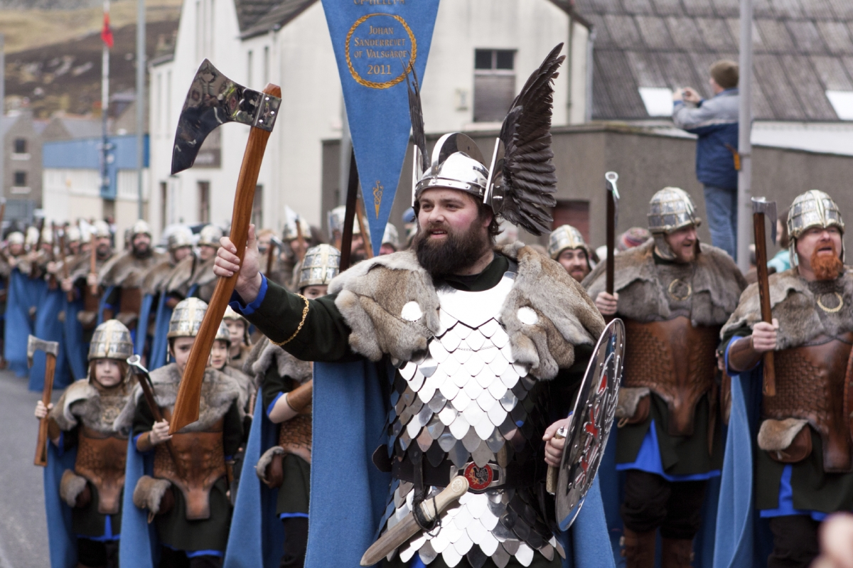 Vikings the ancestors of Normans