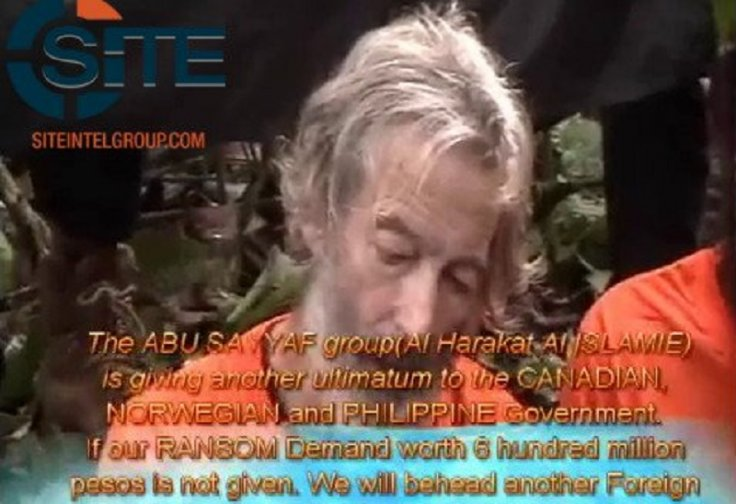Abu Sayyaf Robert Hall