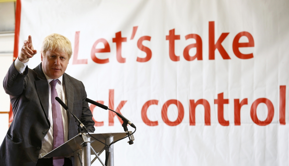 EU Referendum: Boris Johnson forced to defend Hitler comments